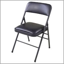 bedroom astounding padded folding chairs costco page home