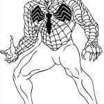 spectacular good spiderman coloring sheets pic astonishing