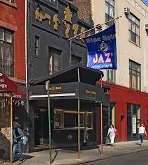 the blue note musical musings of a tiny rager