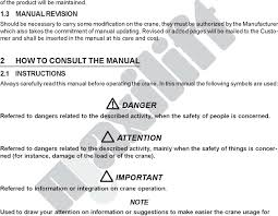 100 tadano cranes operator manual tadano crane tadano crane