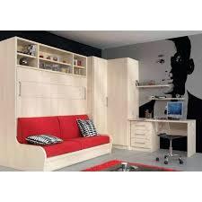 armoire lit avec canapé armoire lit avec canape integre 4 socialfuzz me