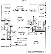 House Plans With Keeping Rooms Dunleavy House Floor Plan Frank Betz Associates