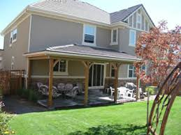 patio deck covers denver carefree decks and patio covers parker