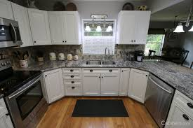 white kitchen cabinets black knobs selecting the right cabinet hardware cabinets