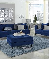 suzette glam sofa collection furniture macy u0027s homey