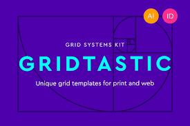 grid layout for 8 5 x 11 gridtastic grid kit product mockups creative market