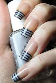 157 best french tips images on pinterest make up french tips