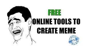 Create Memes Free - online tools to create meme for free tech2blog com pinterest meme