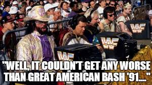 Wrestlemania Meme - special meme event wrestlemania ix wrestlecrap the very worst