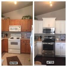 Kitchen Cabinet Door Trim Molding by Classic Kitchen Cabinet Painting Style Ideas Of Kitchen Cabinet