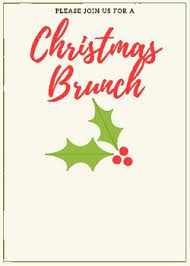 christmas brunch invitations christmas brunch invitation tolg jcmanagement co