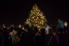 christmas tree lighting near me dublin ohio usa city of dublin to host tree lighting thursday