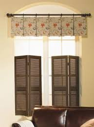 Board Mounted Valances Top Treatments Blank Title