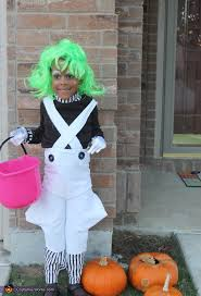 5 Costumes Halloween Willy Wonka Oompa Loompas Halloween Costumes Photo 3 5