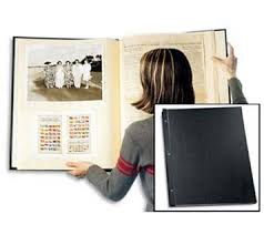 large photo album the archival big book album oversized scrapbooks