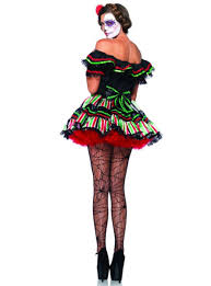 catrina costume day of the dead costume for a woman