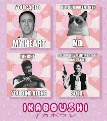 grumpy cat valentines 13 cool s day stickers printaholic