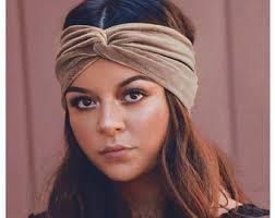 velvet headband velvet headband etsy