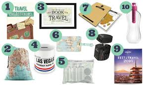 travel gifts images Top 10 travel gifts under 10footsteps on the globe png