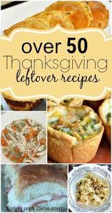 19 best recipes for thanksgiving day leftovers images on