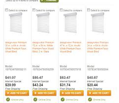 Blind Depot Blinds 50 Off At Home Depot Free Shipping