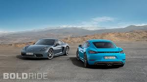 porsche sports car porsche 718 cayman