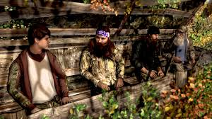 did you see duck dynasty review duck dynasty the game hardcore gamer