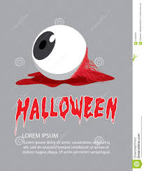 halloween eyeball poster of eyeball on the floor on halloween in order to makes th