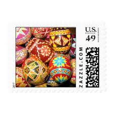 ukrainian easter eggs supplies russian postage zazzle