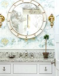 nautical mirror bathroom nautical mirror bathroom bathroom mirrors coastal best nautical