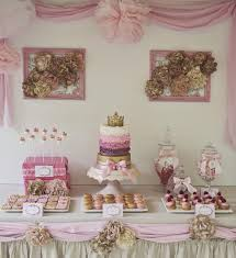 Pink And Gold Baby Shower Decorations by Pink And Gold Party Decorations Chic Princess 8th Birthday