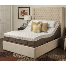 Adjustable Bed Base King Split King Adjustable Bed Base Wayfair