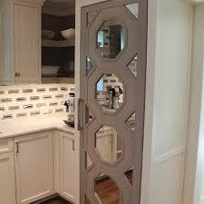 Kitchen Door Designs Gray Kitchen Pantry Door Design Ideas