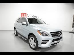 2014 mercedes benz ml550 4matic for sale in tempe az stock 10012