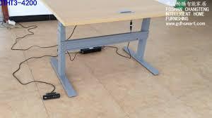 foshan changteng intelligent electric height adjustable desk of