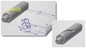 project curve or point to surface inventor products autodesk
