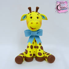 baby giraffe cake topper by krazykoolcakedesigns on etsy cakes