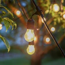 Outdoor String Lights Vintage by 20 Stunning Rustic Edison Bulbs Wedding Decor Ideas Deer Pearl