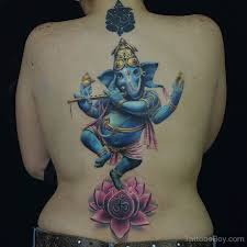 ganesha tattoos tattoo designs tattoo pictures page 29