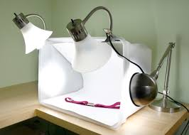 how to make a photo light box diy photostudio how to take your own professional photos soldrøm