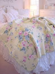 Shabby Chic Bed Skirts by 304 Best Shabby Chic Bedding Images On Pinterest Bedrooms