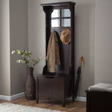 entryway storage bench and coat rack oasis amor fashion