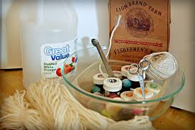 how to dye yarn with food coloring plus other tips 8 steps