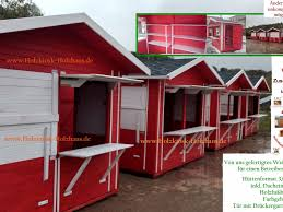Holzhaus Kaufen Gebraucht Markthütten Gastrohütten Verkaufshütten Marktbuden