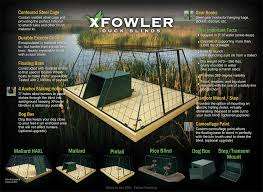Best Duck Blind Material Blind Basics How To Build A Great Duck And Goose Blind Doodah
