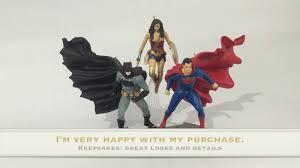 unboxing batman v superman hallmark keepsakes batman superman
