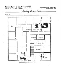 1290 kennestone circle building a u0026 b only 750 sq ft