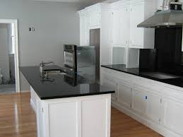 absolute black granite rustic opalescence granite countertop