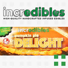 incredibles edibles incredibles pumpkin pie delight frosted leaf federal