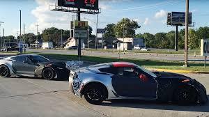 corvette supercharged zr1 2017 corvette zr1 horsepower rumor says 700